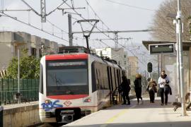 Agentes de la Policía Nacional reforzarán la seguridad en los trenes de SFM