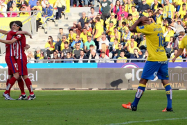 Oblak frena a Las Palmas mientras el Atlético de Madrid marca