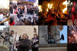 Mallorca vibra con las celebraciones de Sant Antoni