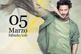 Manuel Carrasco presenta 'Bailar el viento' en Trui Teatre