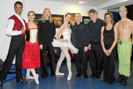 El 'Cascanueces' se presenta en el Teatre Principal de Palma