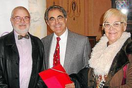 Entrega del VI Premi Llorenç Moyà d'Obres Dramàtiques