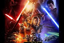 Proyección de Stars wars 'El despertar de la Fuerza' en Capdepera