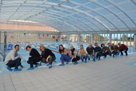 La piscina de Capdepera abre sus puertas tras estar ocho años cerrada