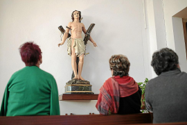 Es Capdellà sacará a Sant Sebastià en procesión pese a la oposición del párroco