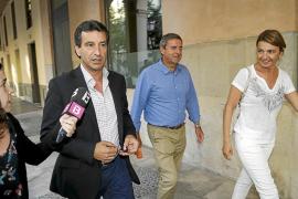 Rodríguez cita a Company y le propone consensuar un candidato a presidir el PP
