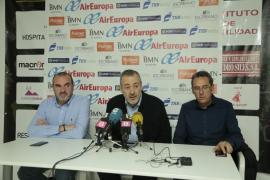 El Palma Air Europa despide a Cepeda
