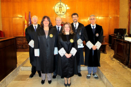 Dos nuevas magistradas en el Tribunal de Justicia de les Illes Balears