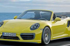 Porche 911 Turbo/Turbo S