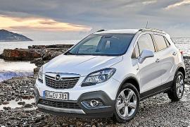 El Opel Mokka llega al medio millón de pedidos