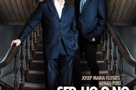 Estreno de 'Ser-ho o no', nueva obra del dramaturgo Josep Maria Flotats