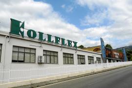 Los trabajadores de Kollflex desoyen a la propiedad y regresarán al trabajo el día 16