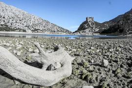 Las reservas hídricas caen un 5 % por la falta de lluvias en Balears
