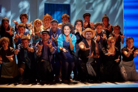 El ritmo, humor y energía de 'Mamma mia!' llega al Auditòrium de Palma