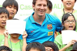 El Barça se pone a punto con Messi en el centro de la polémica