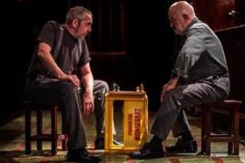 'La Partida', una obra del Teatre de Barra en Canamunt