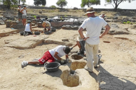 Los límites de Pol·lèntia van más allá de la actual zona arqueológica