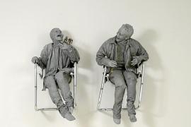 La galería Elvira González de Madrid acoge una exposición póstuma de Juan Muñoz