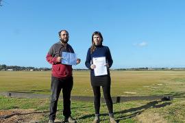El GOB se opone a los dos campos de polo por el excesivo consumo hídrico