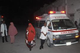 Al menos 20 muertos en el ataque a un conocido hotel de Mogadiscio
