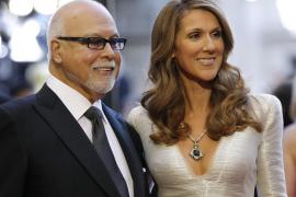 Centenares de personas acompañarán a Céline Dion en el funeral de su esposo