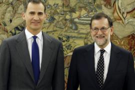 Rajoy declina presentarse 'de momento' a la investidura como presidente