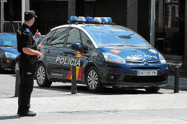 Detenido tras inventarse que le robaron 820 euros en Palma