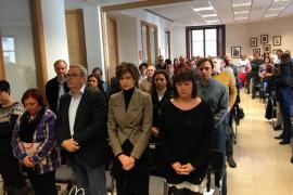 Condena unánime en Balears a la violencia de género