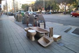 Calle Joan Alcover-Parc de Ses Veles