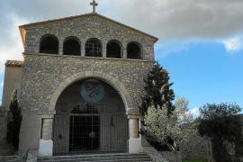 Manacor retomará el proyecto para evitar la degradación de la ermita de Santa Llucia
