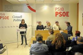 El PSIB replanteará su estructura en Palma para no perder más votos