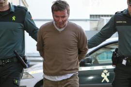 Prisión sin fianza para el autor confeso del crimen de Costa de la Calma