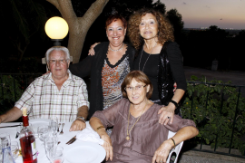Fiesta de cumpleaños de Catalina Valls