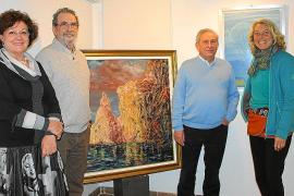 Inauguración de exposiciones en Art Mallorca