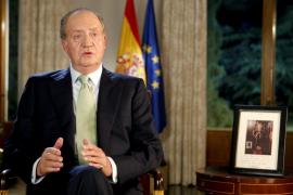 El Rey pide «unidad» al Gobierno y al PP en los grandes temas de Estado
