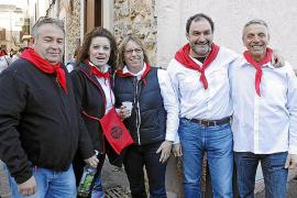 """Tras los """"dimonis"""" de Sant Antoni en Artà"""