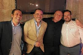 El empresario Pedro Mesquida cumple 49 años