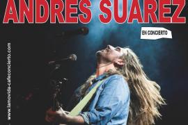 El cantautor Andrés Suárez presenta 'Mi pequeña historia' en La Movida