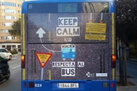 Autobús de la EMT.