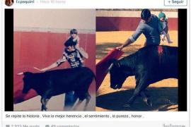 Alonso cree que basta con un «toque de atención» a Rivera por torear con su hija