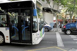 Un borracho pega un puñetazo a un conductor de la EMT en Palma