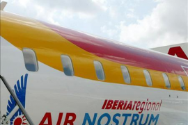 Air Nostrum conectará Mallorca e Ibiza con Badajoz en verano