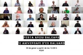 Fiesta de aniversario de Es Baluard