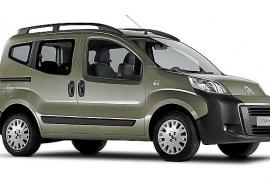 El Citroën Nemo Multispace estrena propulsor de 80 CV