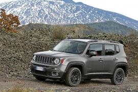 El Renegade 'Night Eagle' debuta en los concesionarios Jeep europeos