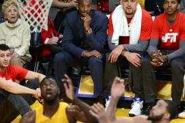 Kobe Bryant: «La ciudad de Los Ángeles no supo apreciar lo que hizo Gasol»