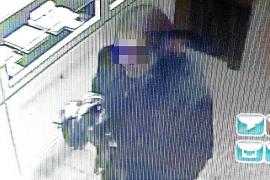 Detenido un atracador en Palma que sólo se llevaba la mitad del botín