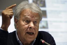Felipe González pide a PP y PSOE que no impidan que el otro gobierne