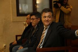 Pepote Ballester admite que prevaricó al adjudicar las obras del polideportivo Príncipes de España