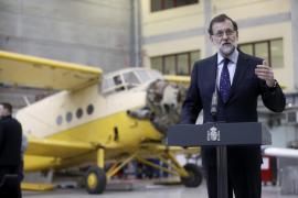Rajoy pide a Sánchez que mueva ficha porque es quien tiene «la llave» de la gobernabilidad